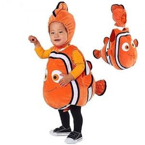 Disney Plush Nemo Costume.